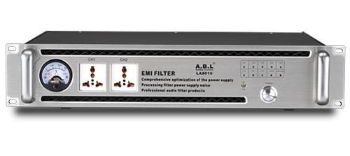 la-8010 10路emi滤波电源时序器